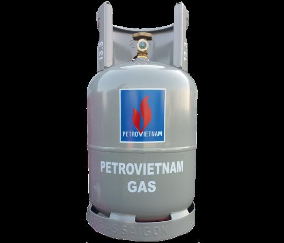 Gas Petrovietnam xám 12kg