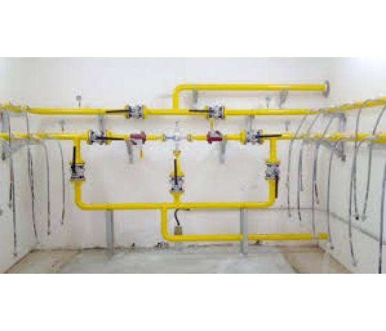 Quy Trình Lắp Đặt Hệ Thống Gas Công Nghiệp
